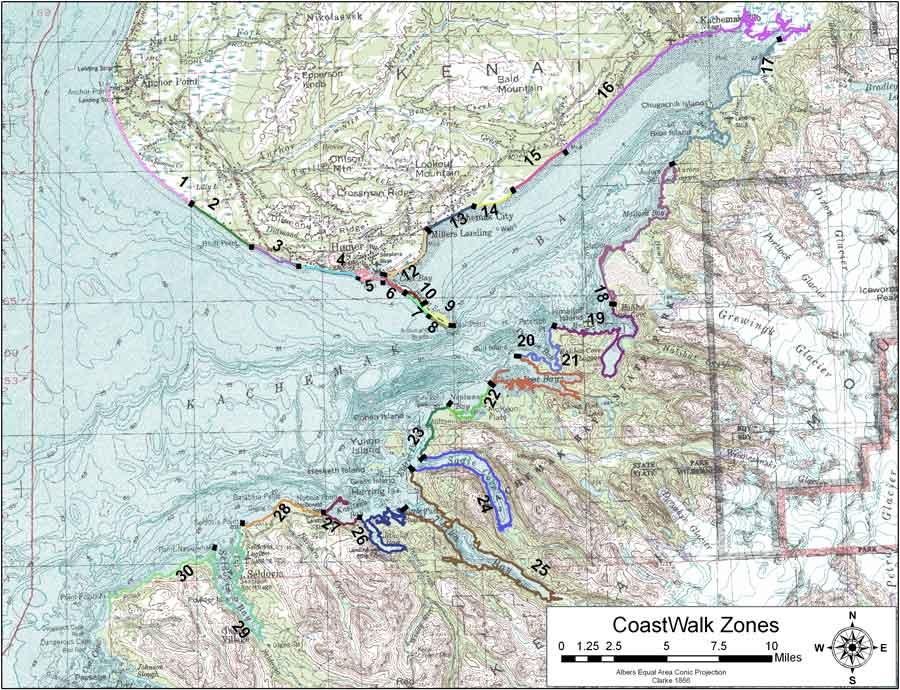 Homer Alaska Map Area.Coastwalk Center For Alaskan Coastal Studies Homer Alaska